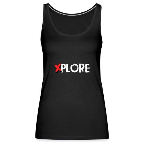 Xplore - Lost Places Exploring - Frauen Premium Tank Top