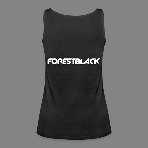 ForestBlack Regular Snap black/grey - Frauen Premium Tank Top