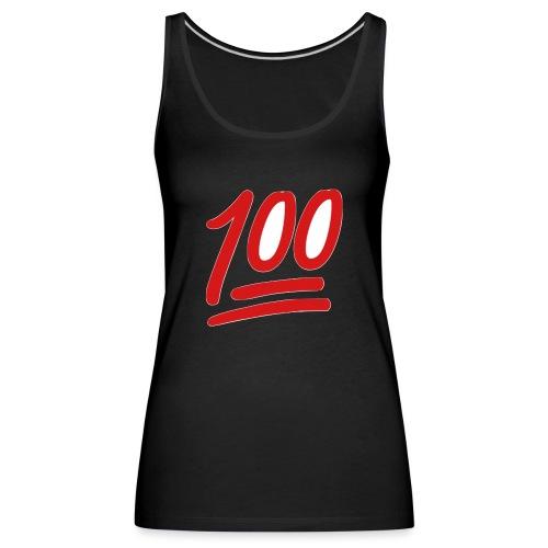 100 - Vrouwen Premium tank top