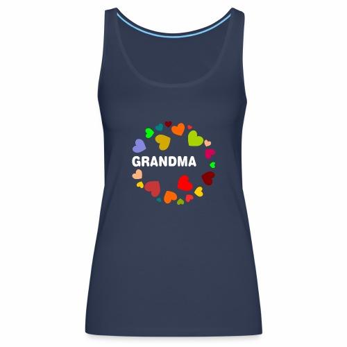 Grandma - Frauen Premium Tank Top