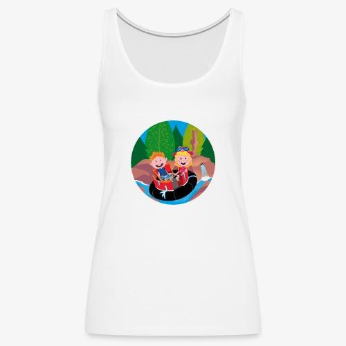 Themepark: Rapids - Vrouwen Premium tank top