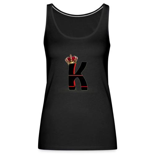 Krypton Logo - Frauen Premium Tank Top