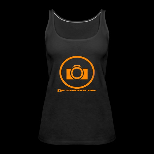 Orange 2 png - Dame Premium tanktop