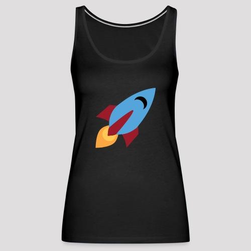 Rocket - Women's Premium Tank Top