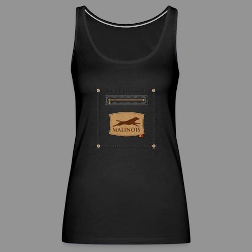 Belgian shepherd Malinois - Women's Premium Tank Top