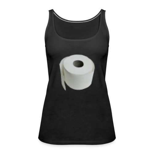 Pixel Papier - Frauen Premium Tank Top