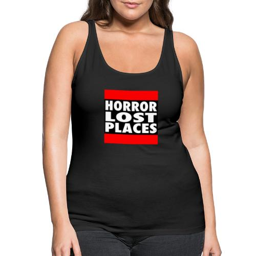 Horror Lost Places - Frauen Premium Tank Top