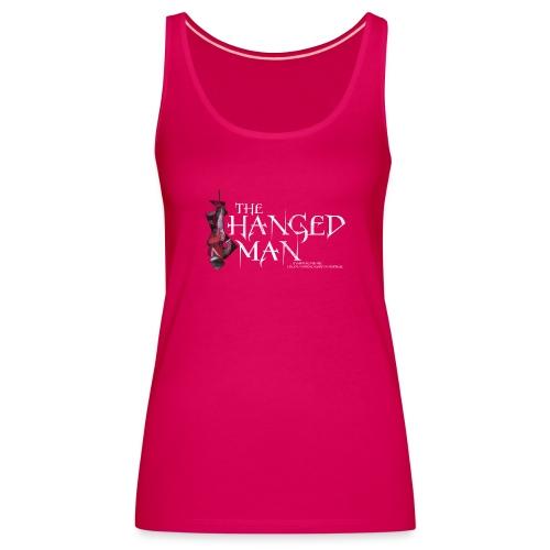 The Hanged Man Design - Women's Premium Tank Top