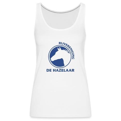 LgHazelaarPantoneReflexBl - Vrouwen Premium tank top