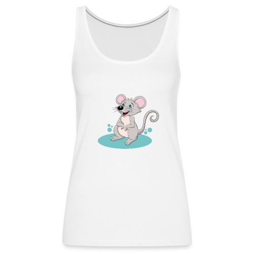 Kleine Maus - Frauen Premium Tank Top