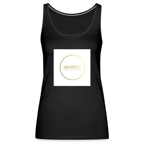 lissports - Vrouwen Premium tank top