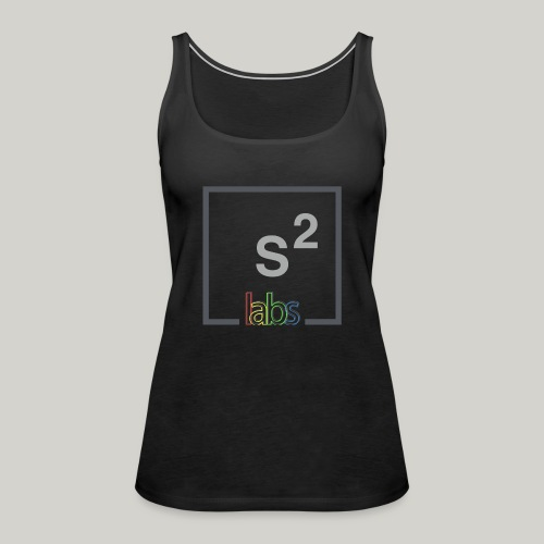 s2labs logo - Women's Premium Tank Top