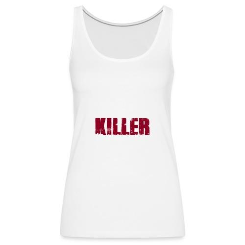 Serial Killer - Frauen Premium Tank Top