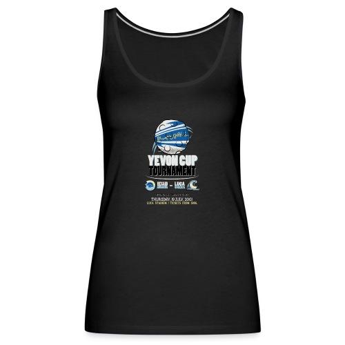 Blitzball Finals Yevon Cup Royal Blue - Women's Premium Tank Top