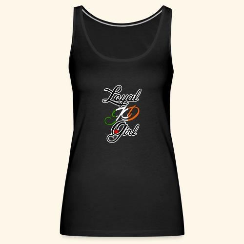 Loyal JD girl - Women's Premium Tank Top