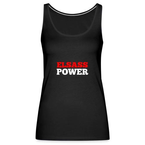 Elsass Power - Débardeur Premium Femme