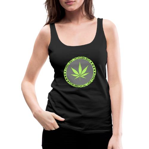 FOR MEDICAL USE - Frauen Premium Tank Top