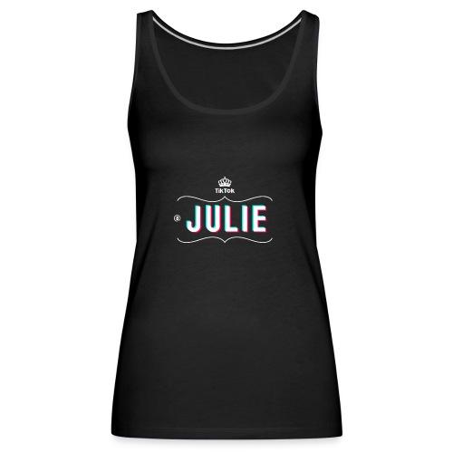 tshirt Julie - Débardeur Premium Femme