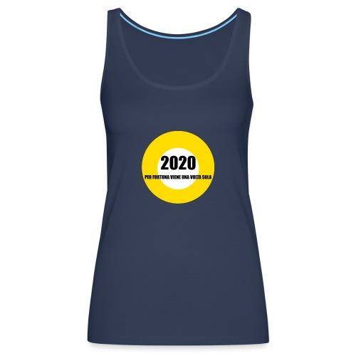 2020 - Canotta premium da donna