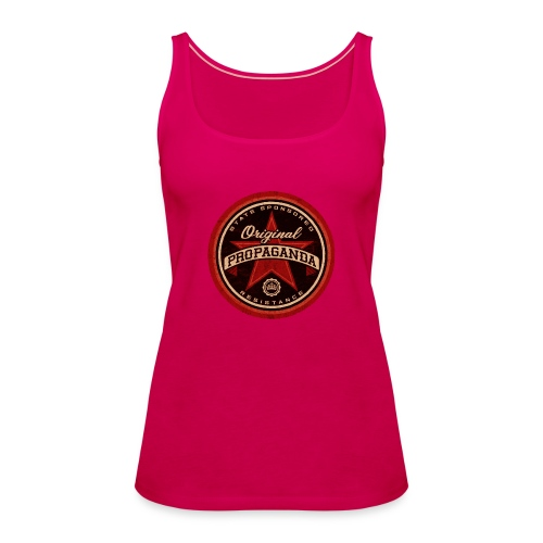 ORIGINAL PROPAGANDA - Women's Premium Tank Top