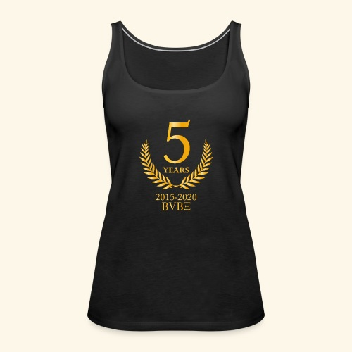 BVBE 5Y shirt 3 - Women's Premium Tank Top