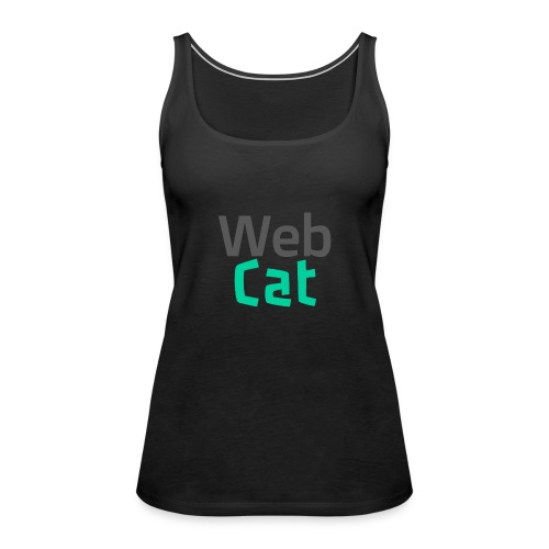 WebCat - Women's Premium Tank Top