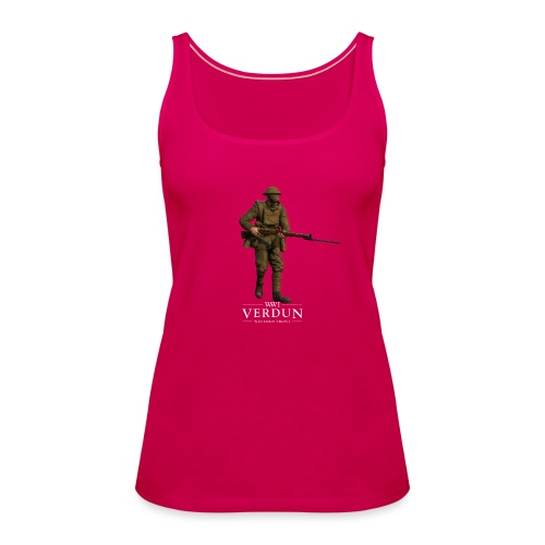 Official Verdun - Vrouwen Premium tank top