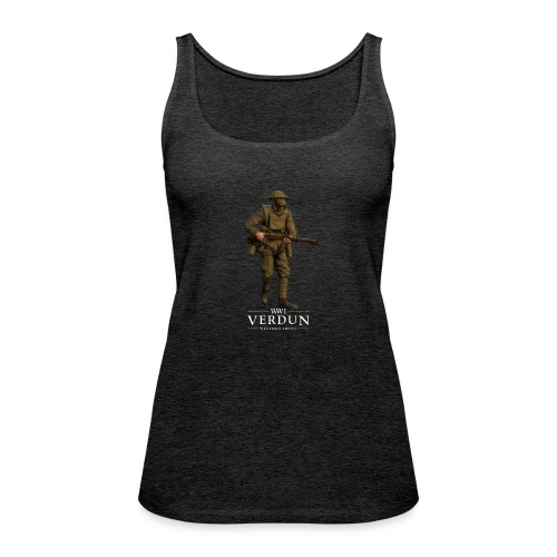 Official Verdun - Vrouwen Premium tank top