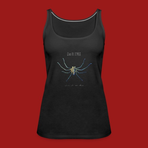Clan Of Xymox - Spider On The Wall - - Women's Premium Tank Top