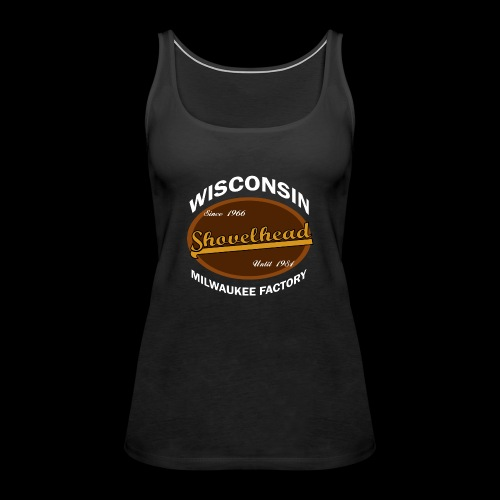 Milwaukee Shovelhead - Frauen Premium Tank Top