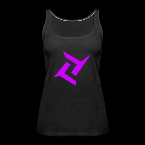 New logo png - Vrouwen Premium tank top