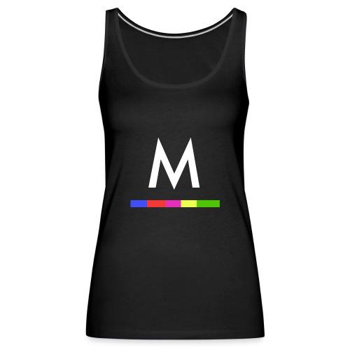 Metro - Camiseta de tirantes premium mujer