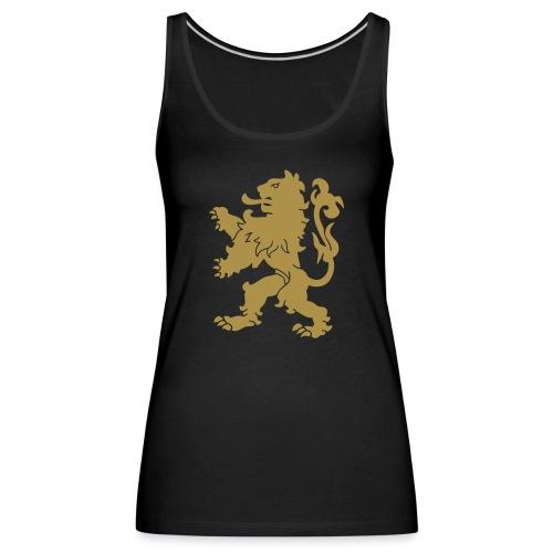 dutchlion - Vrouwen Premium tank top