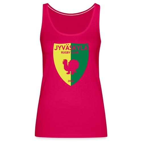 JRC Logo - Naisten premium hihaton toppi