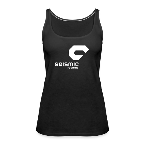Seismic Records - Women's Premium Tank Top
