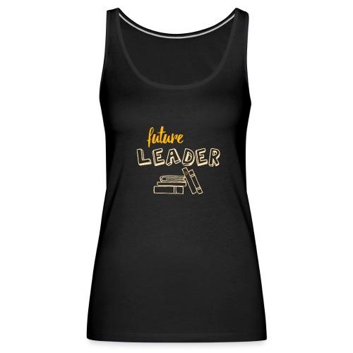 Future Leader - Yellow - Women's Premium Tank Top