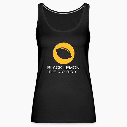 Black Lemon 2.0 - Frauen Premium Tank Top