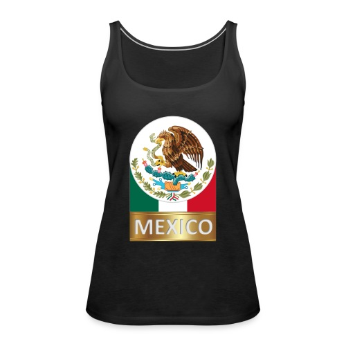 MEXICO1 - Women's Premium Tank Top