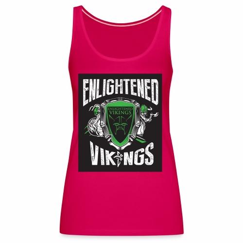 Enlightend Vikings - Premium singlet for kvinner
