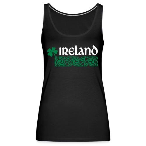 Ireland - Vrouwen Premium tank top