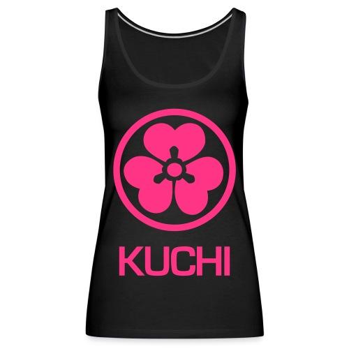 tshirt front blumekuchi - Frauen Premium Tank Top