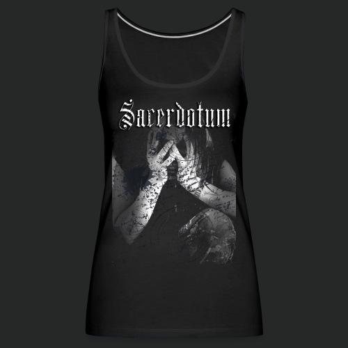 Sacerdotum I Am Become shirt - Women's Premium Tank Top