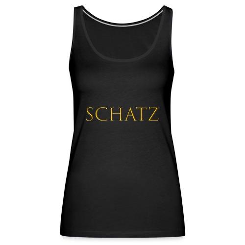 Schatz - Frauen Premium Tank Top
