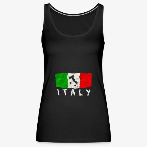 Italien - Frauen Premium Tank Top