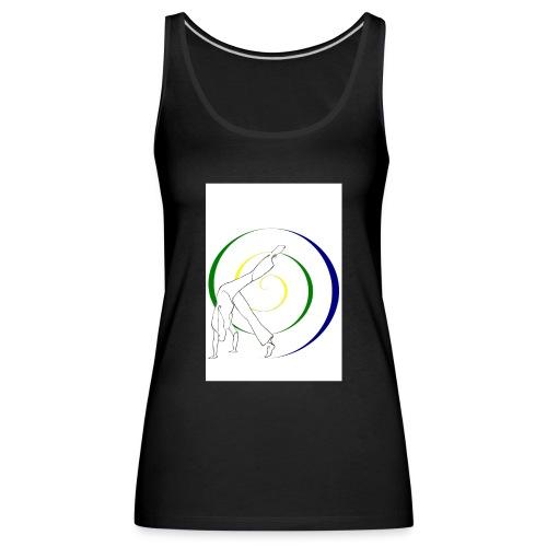 Capoeira - Women's Premium Tank Top
