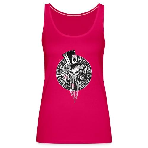 Kabes Heaven & Hell T-Shirt - Women's Premium Tank Top