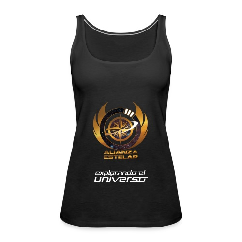 Alianza estelar oficial I - Camiseta de tirantes premium mujer