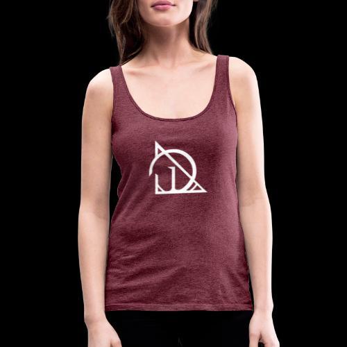 Dimhall The D - Women's Premium Tank Top