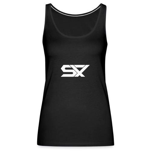 Hoodie Man   SX Army - Frauen Premium Tank Top
