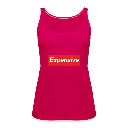 Expensive Shirt - Vrouwen Premium tank top
